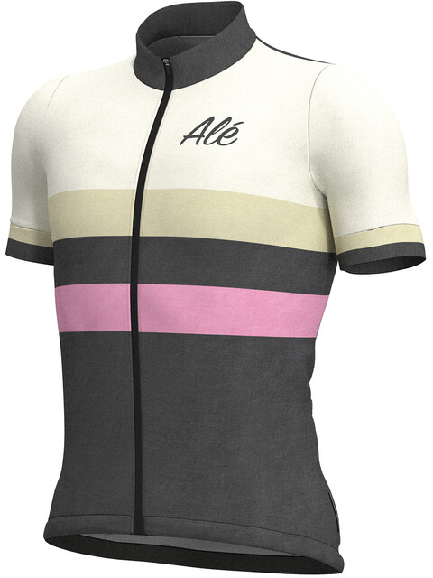 Alé Cycling Classic Vintage SS Jersey Men white